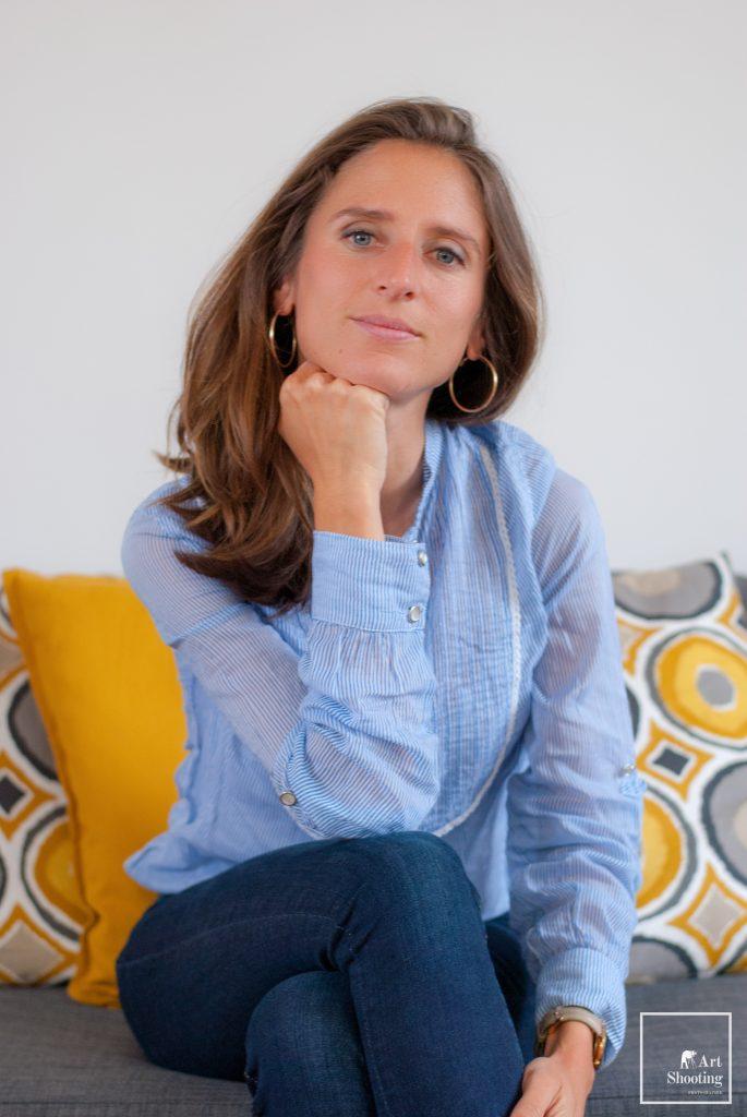 Portrait femme business