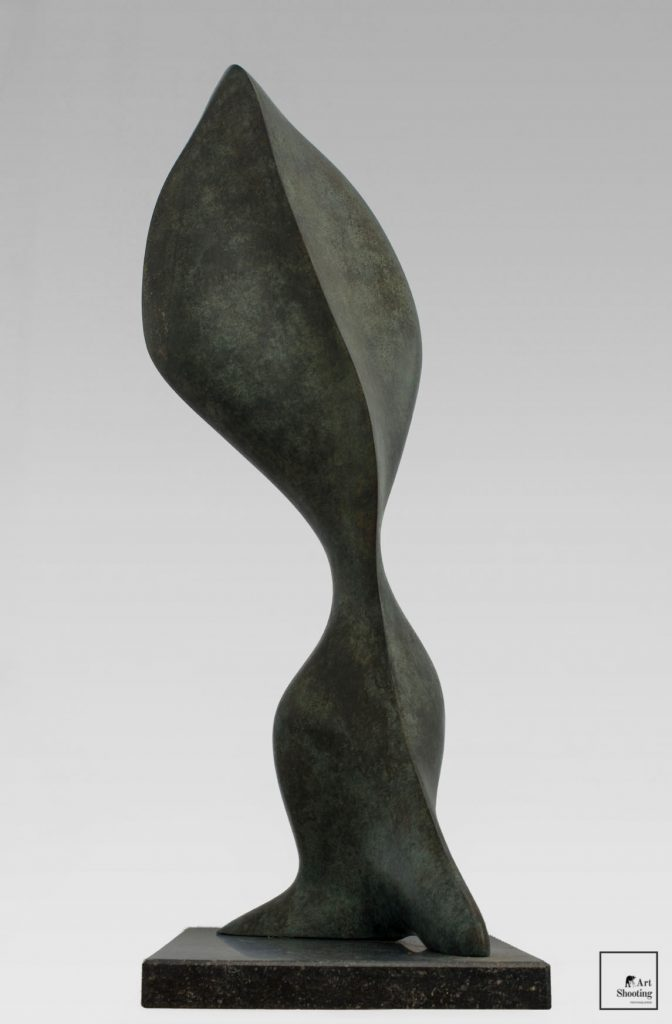 Antoine Poncet sculpture bronze