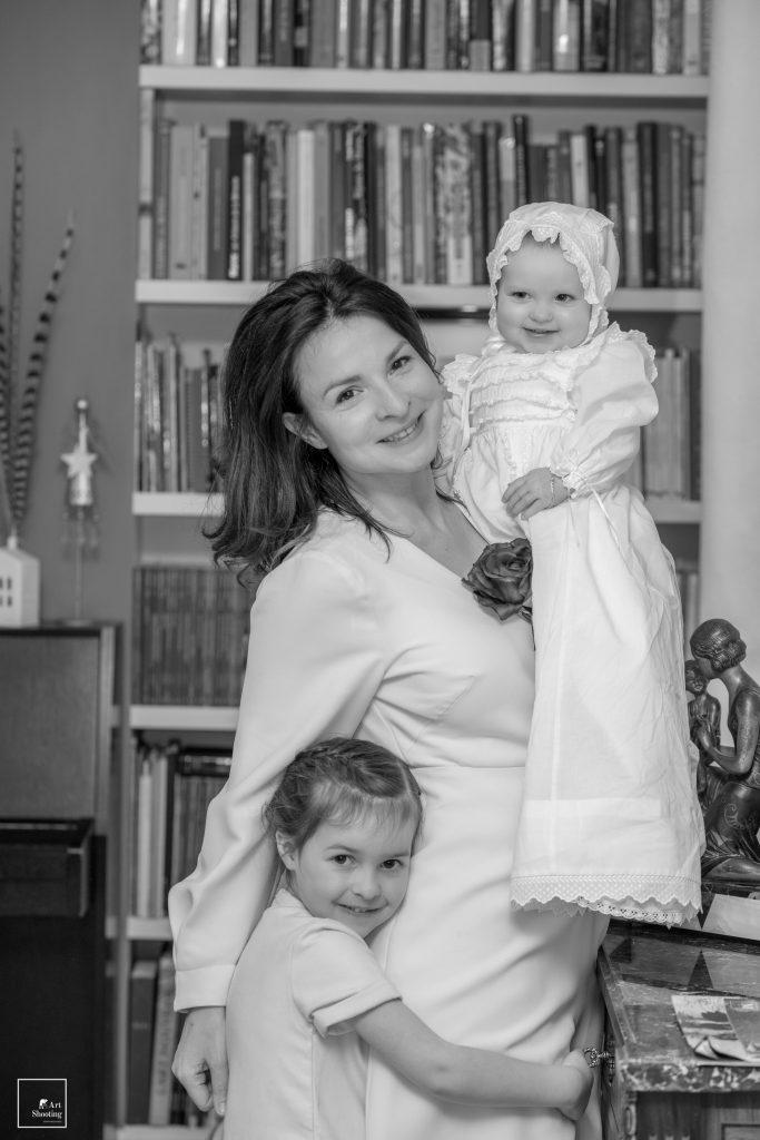 Famille Mère Filles