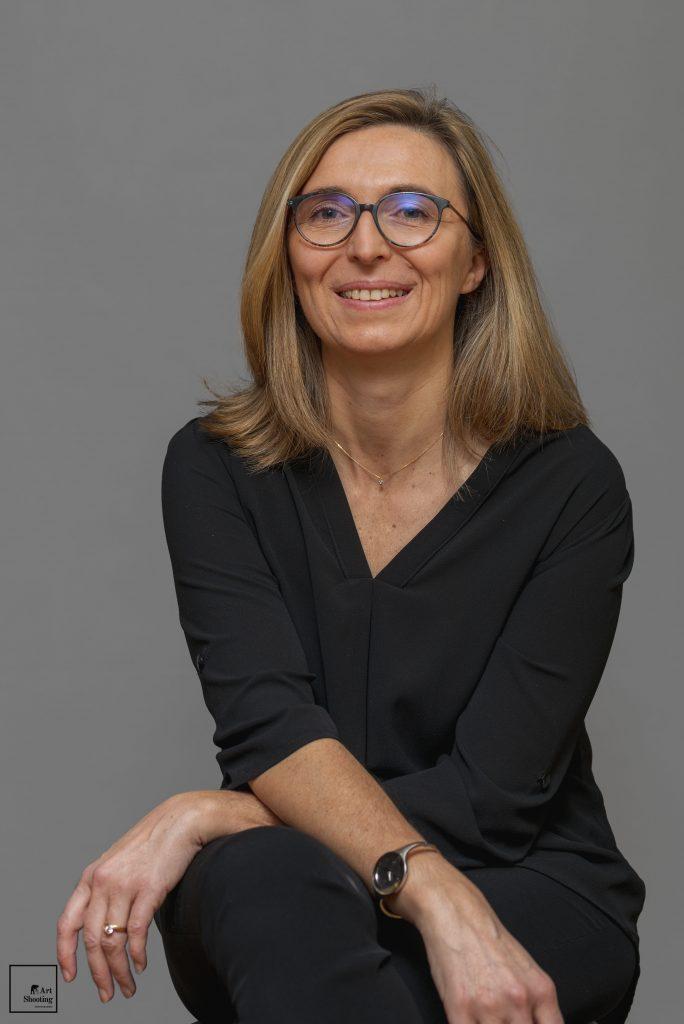 Portrait corporate femme